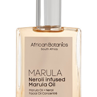 African Botanics - Neroli Infused Marula Oil, 60ml