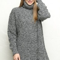 MARCY TURTLENECK SWEATER