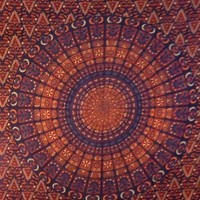 Mandala Tapestry 3 Single