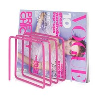 BLOCK Magazine Rack - 2Shopper, Inc.