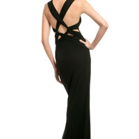 Alberta Ferretti Love Lockdown Gown