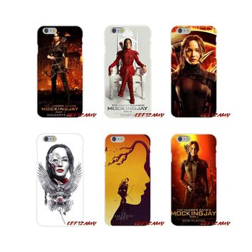 The Hunger Games Slim Silicone phone Case For Xiaomi Redmi 2 4A 3 3S Pro Mi3 Mi4 Mi4C Mi5S Mi Max Note 2 3 4
