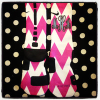 Custom Chevron Nike Elite Socks