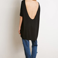 Backless Longline Top