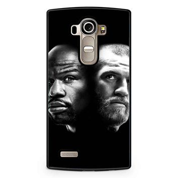 Conor Mcgregor And Floyd Mayweather LG G4 Case