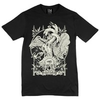 Intoxication T-shirt (BW/B)