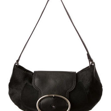 Anya Hindmarch Ponyhair Shoulder Bag