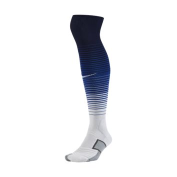 Nike 2015 U.S. Match Away OTC Soccer Socks Size Small (Blue)