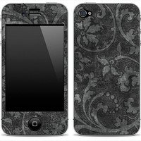 Pattern 219 iPhone 4/4s Skin FREE SHIPPING