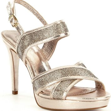 Adrianna Papell Ansel Platform Dress Sandals | Dillards