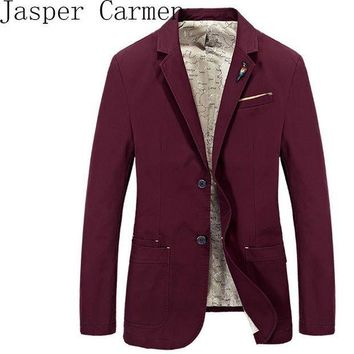 PEAP78W AFS JEEP/hot sale free shipping  battlefield Jeep men's casual suit jacket mens fashion coat plus size S-4XL Z140