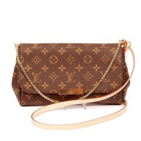 "Louis Vuitton ""NWT"" L007 Favorite Cross Body Bag L007"