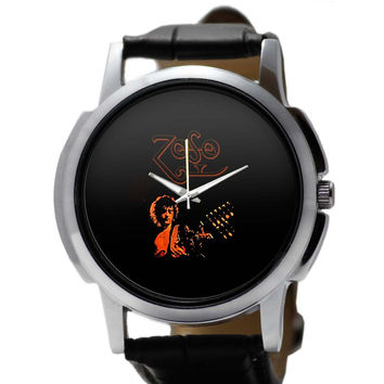 Jimmy Page Led Zeppelin Zoso Inspired Wrist Watch