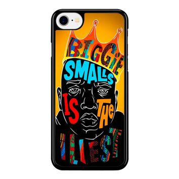 47 Plus Notorious Big  iPhone 8 Case