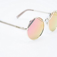 Le Specs Wild Child Revo Lens Sunglasses - Urban Outfitters