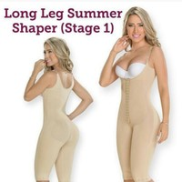 Lily #5021 Long Leg Summer Shaper Stage 1
