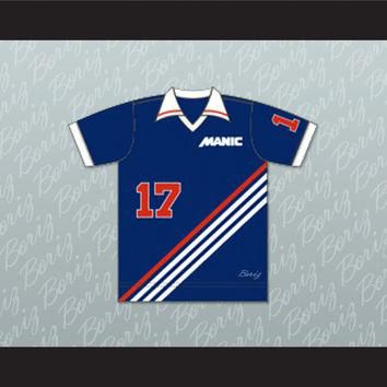 Montreal Manic Football Soccer Shirt Jersey Any Player or Number New