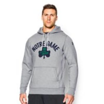 Under Armour Men's Notre Dame UA Iconic Fleece Hoodie