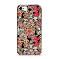 Because Sloth Flower iPhone 6 Plus | iPhone 6S Plus Case