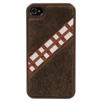 PowerA Star Wars Chewbacca Collector Case for iPhone®4/4S - Brown/Gray (CPFA000532)