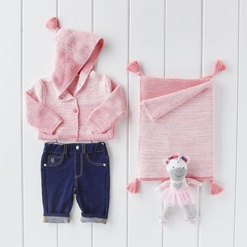 Ombre Sweater and Jeans Gift Bundle