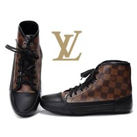 One-nice™ LV Women Casual High-Top Sneakers Sport Shoes