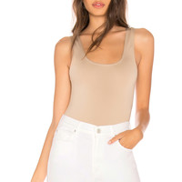 OW Intimates Hanna Bodysuit in Nude
