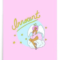 Innocent Angel Poster