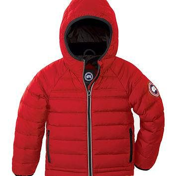 Bobcat Hooded Puffer Coat, Size 2-7, Size: