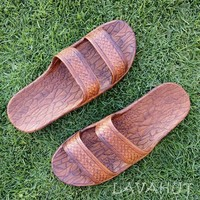 Light Brown Jandals® - Pali Hawaii Sandals