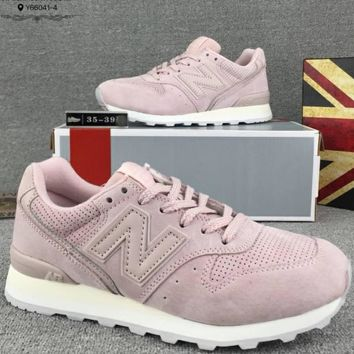New Balance Wr996WP top quality women's shoes F-CSXY pink