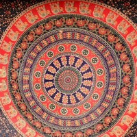 Mandala Tapestry Double 2