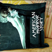American Horror Story skull Tate - Pillow Cover and Pillow Case.