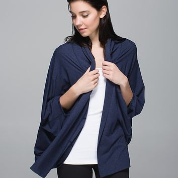 post yoga wrap | women's jackets & hoodies | lululemon athletica