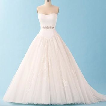 Alfred Angelo Disney 226 Size 14 White