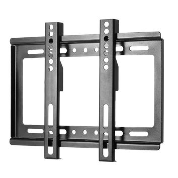 14-42 LCD LED TV PC Monitor Wall Mount Stand Bracket with Max 200 * 200 VESA Compatibility and Max.55lbs/25KG Loading Capacity