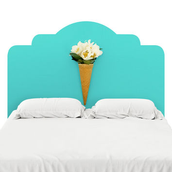 Ice Cream Bouquet Headboard Decal