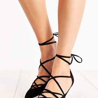 Jeffrey Campbell Julian Ballet Heel- Black