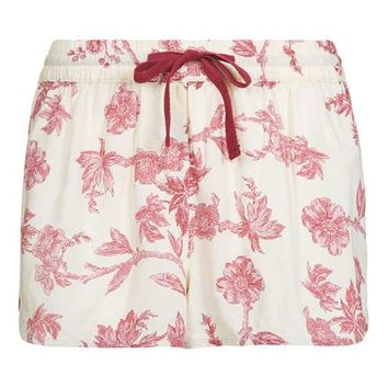 Wallpaper Pyjama Shorts - Sleepwear - Clothing
