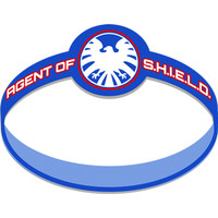 Avengers Agent Of SHIELD Wristbands