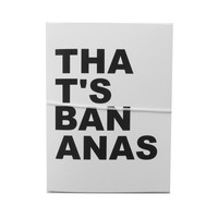thats bananas note cards