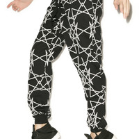 Long Clothing Infinity Joggers Black