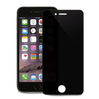 Reiko 0.33mm Tempered Privacy Glass Screen Protector for IPHONE 6