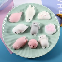 stress  Squishy  Lovely  Silicone  Squeeze  Kawaii
