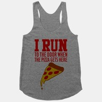 I RUN (To The Door When The Pizza Gets Here)