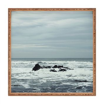 Chelsea Victoria Ocean Rock Crash Square Tray