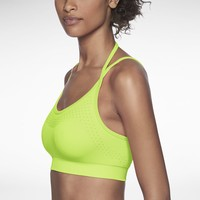 The Nike Gym Seamless Women's Sports Bra.