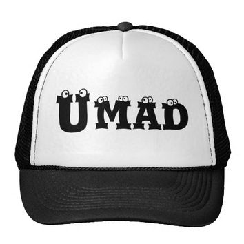 You Mad Trucker Hat