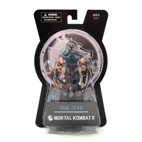 Sub-Zero Mortal Kombat X Action Figure