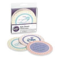 Wilton® Set of 20 Trivia Coasters